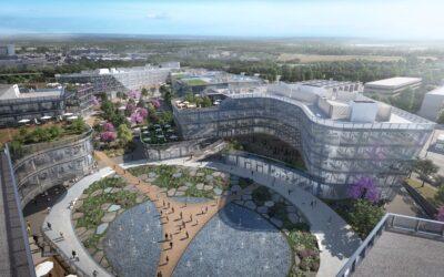 Adr, l'aeroporto di Fiumicino diventa una business city